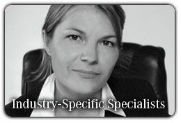 Industry-Specific Specialists